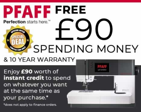 Get £90 Instant Spending Money