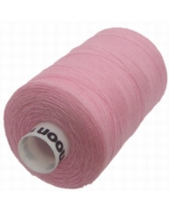 1 x 1000m Reel of Thread in Pink