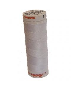 Mettler Cotton Quilting Thread - 002 White