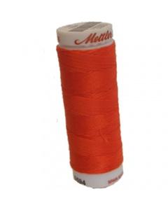 Mettler Cotton Quilting Thread - 594 Bright Orange