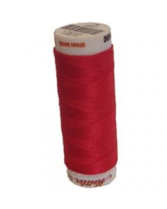 Mettler Cotton Quilting Thread - 600 Red