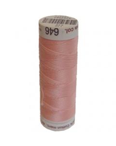 Mettler Cotton Quilting Thread - 646 Peach