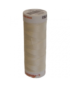 Mettler Cotton Quilting Thread - 703 Cream