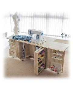 Pfaff Machine Horn Gemini XL Sewing Cabinet