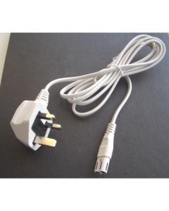 Uk Pfaff 2 Pin Power Lead