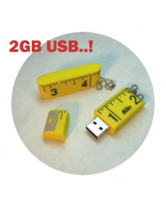 USB tape measure