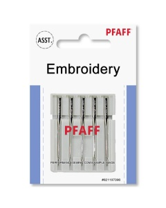 Pfaff Embroidery Machine Needles