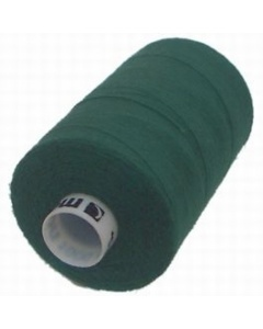 1 x 1000m Reel of Thread in Bottle Green