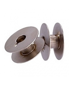 Metal Bobbin Spool For Janome Pfaff Husqvarna - -5 Pk