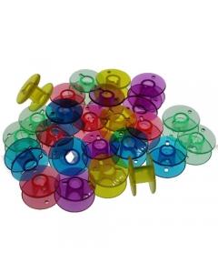 Plastic 15k bobbin set