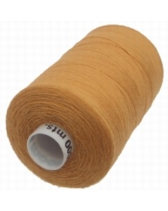 1 x 1000m Reel of Thread in Gold