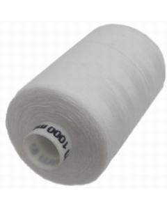 Moon Polyester Thread 1000m White