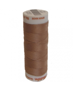 Mettler Cotton Quilting Thread - 525 Tawny Brown