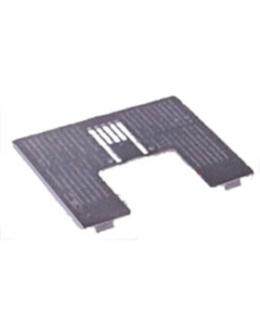 Pfaff Straight Stitch Needle Plate With Inch Markings