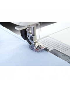 Pfaff Clear 1/4 Inch Right Guide Quilting Patchwork Foot With Idt