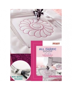 Pfaff Creative All Fabric Hoop Size 130 X 130mm