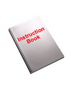 Pfaff 4860 Coverlock Overlock Instruction Book