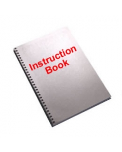 Pfaff 1221/1222 Book