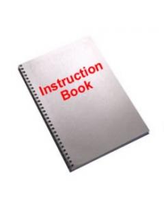 Pfaff 2054 Book