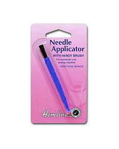 Needle Applicator and brush