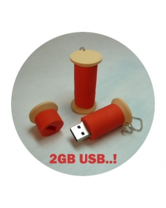 USB spool of thread