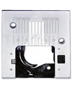 821036096 Pfaff Passport Straight Stitch Needle Plate