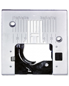 416697601 Pfaff Passport Zigzag Needle Plate