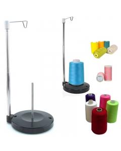 Large thread spool stand