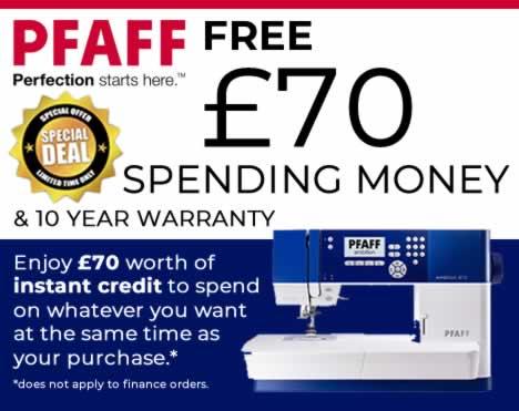 Get £70 Instant Spending Money
