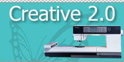 Best selling Pfaff Creative 2.0 Embroidery Machine